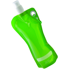 baladeo Kinzig Foldable Bottle 500ml, green